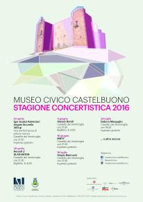 Stagione Concertistica 2016 MCC