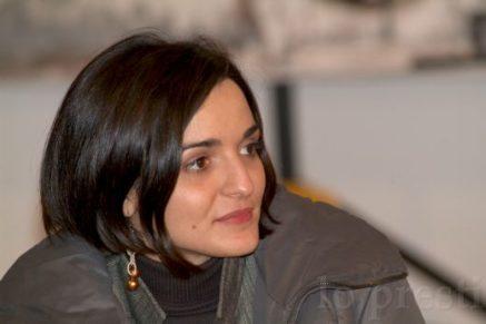 Magda Culotta - Sindaco di Pollina