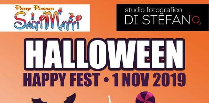 Halloween Happy Fest a Castelbuono