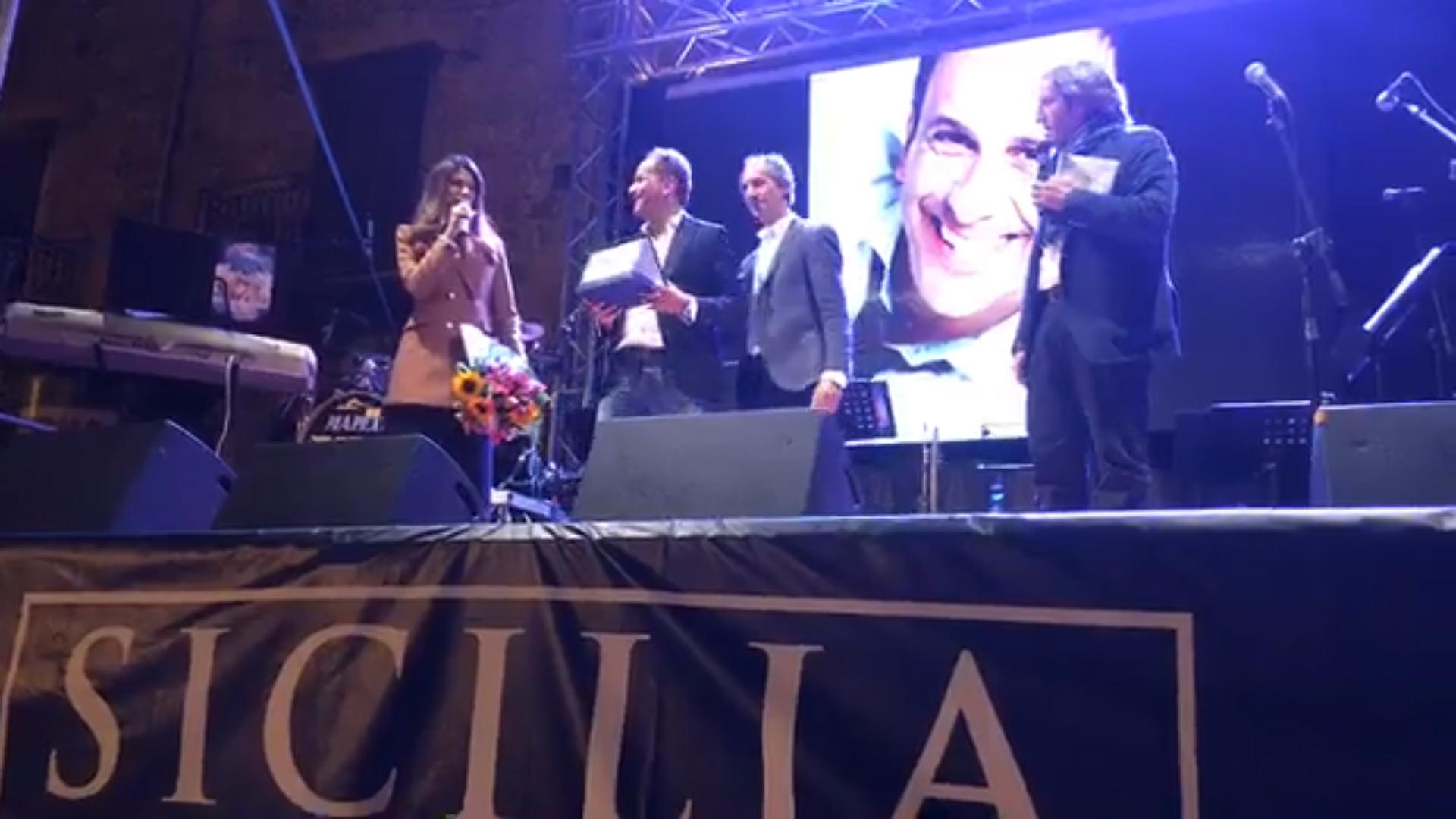 Celebrato a Castelbuono il Premio Internazionale del gusto, tra chef e personaggi tv